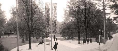 En park i forandring   Skovlunde
